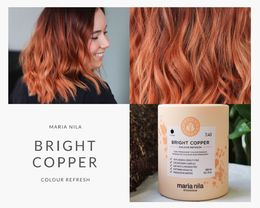 Colour Refresh Bright Copper